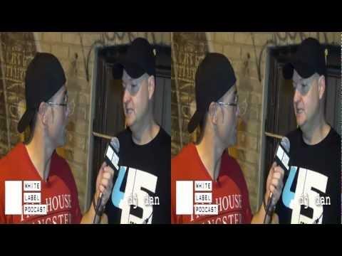 DJ Dan - Live @ Footwork Nightclub Toronto 9/29/2012 - White Label Podcast ep 24 3D