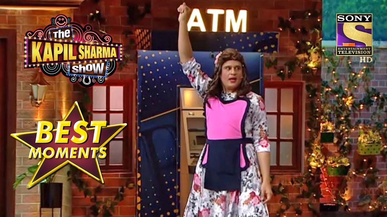Download Sapna ने किया Poll Dance | The Kapil Sharma Show Season 2 | Best Moments