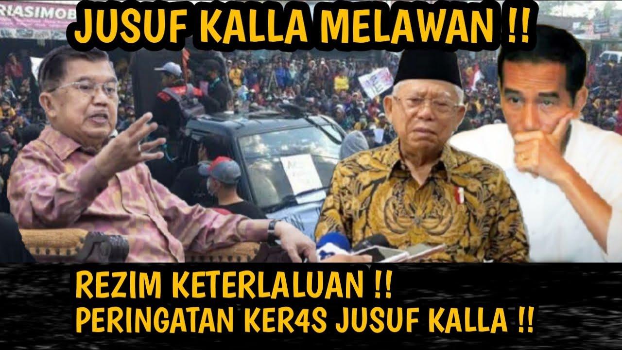 VIRAL HARI INI ~Jusuf Kalla MEL4W4N - Jokowi ! Info Terkini