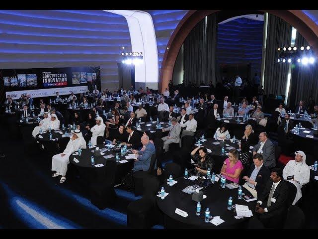 Construction Innovation Forum 2018