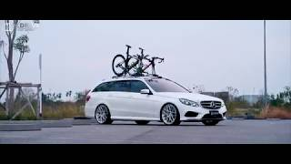 Mercedes-Benz E-Class W212 Estate by H.drive Racing Product