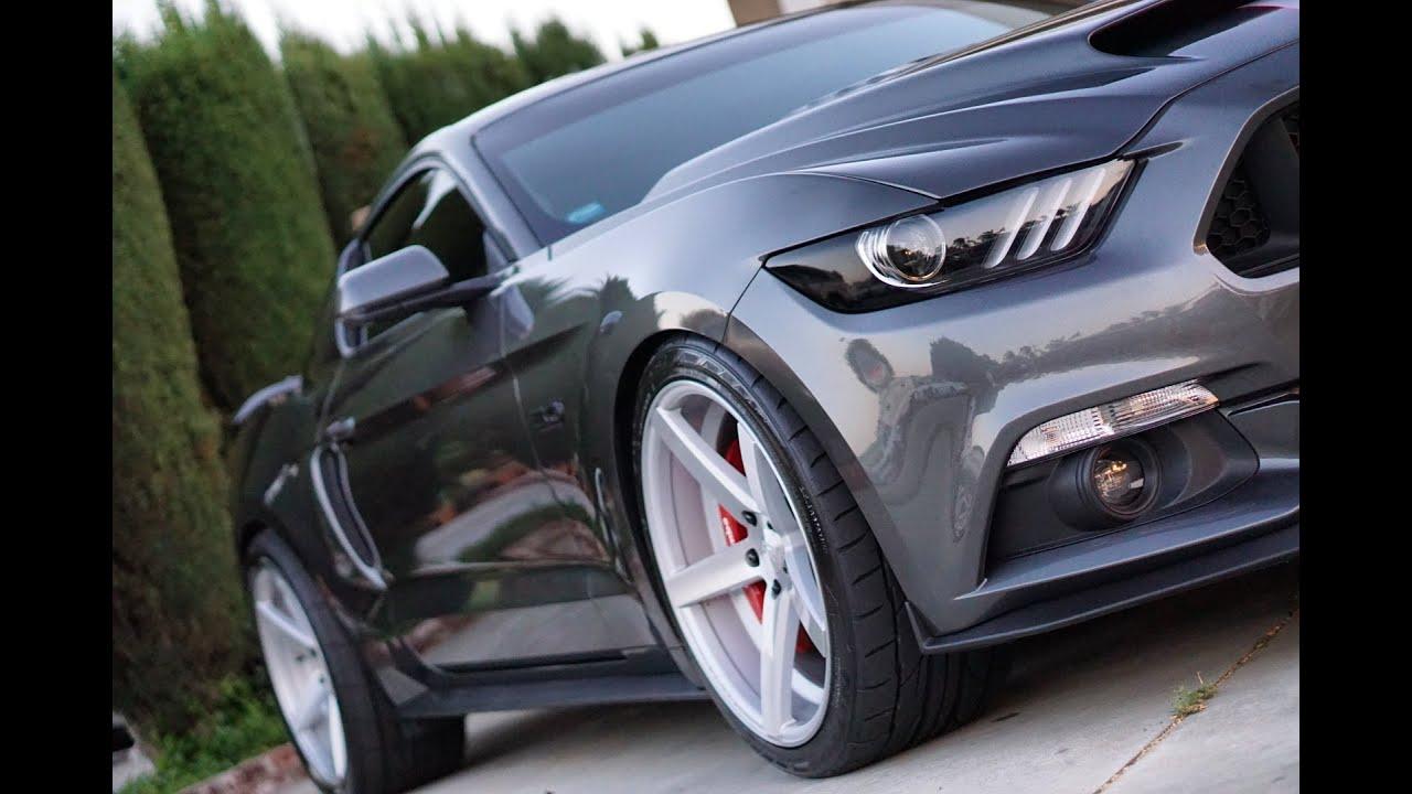 2016 Mustang Wheels >> 2016 Mustang Gt Rovos Durban Wheels