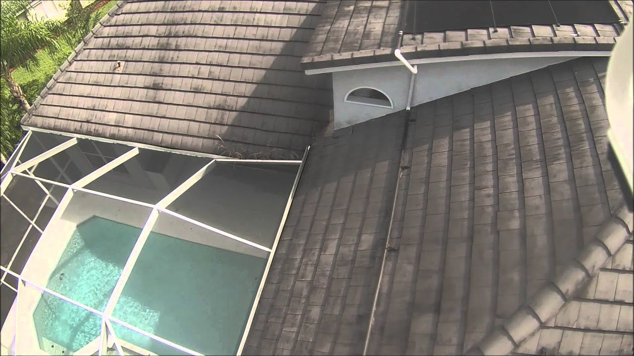 Tampa Drone Roof Inspection Youtube