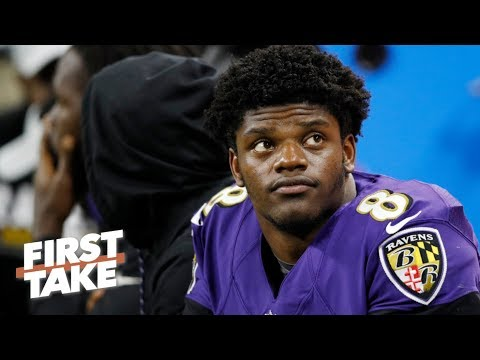 Can the Ravens reach the Super Bowl with John Harbaugh and Lamar Jackson? | First Take