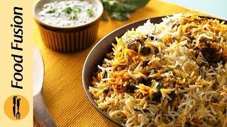 Mutton Korma Biryani Recipe By Food Fusion