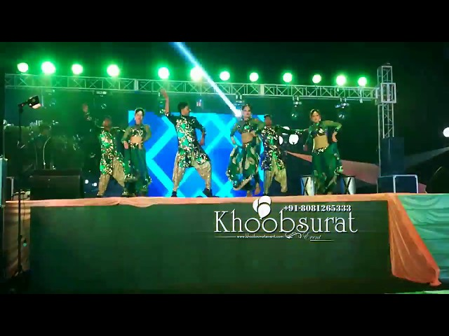 Wedding  Dance Performance by khoobsurat events