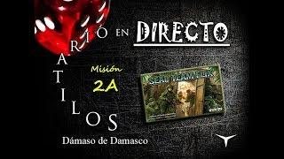 Partida Seal Team Flix - Mision 2A: Ice Reach (#DirectoConDD #Solitario)