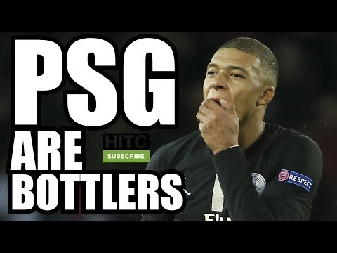 PSG ARE ABSOLUTE BOTTLERS