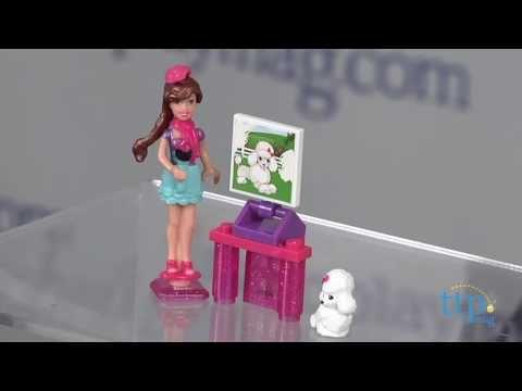 Barbie Build n Style Art Teacher Teresa from MEGA Bloks