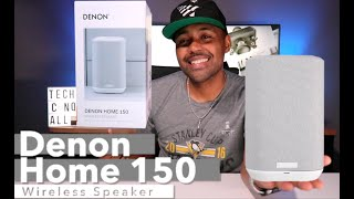 Denon Home 150 | Upgrade to Superb Wireless Sound