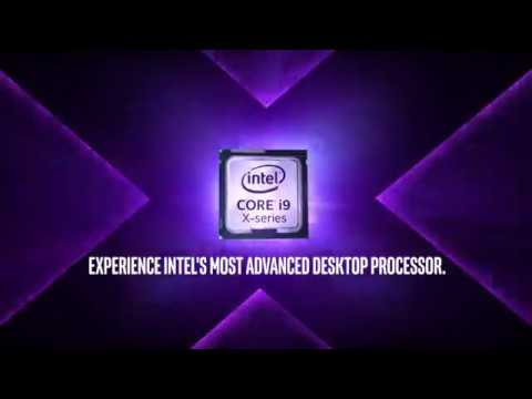 Intel Ice Lake (10nm+) announcement I9X-Series (9th-gen chips)