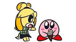 Bırak gitsin! (Super Smash Bros. Ultimate Comic Dub)
