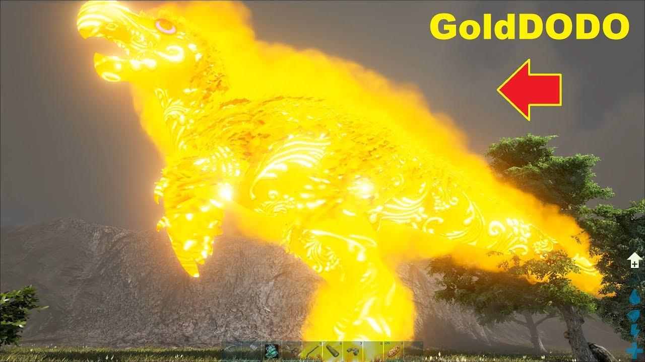 ARK: Thế Giới Mới #6 - Quái Thú Của Như Like Phật Tổ (GOLD DodoREX)