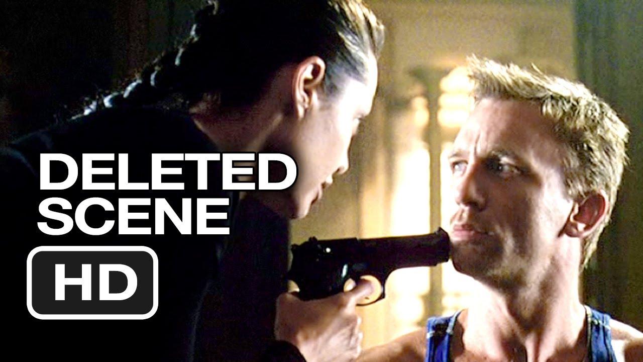 Lara Croft Tomb Raider Deleted Scene Good Guy Or Bad Guy