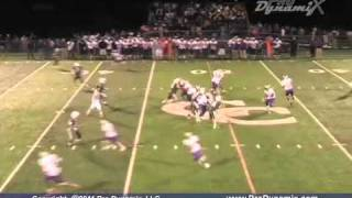 Michael Blandon (Camden Catholic HS) Recruiting Video 2010