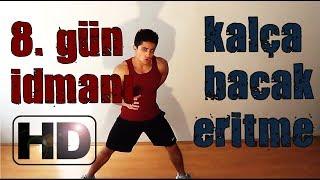 Kalça ve basen eritme hareketleri 8