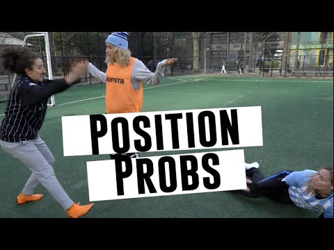 Soccer Position Problems
