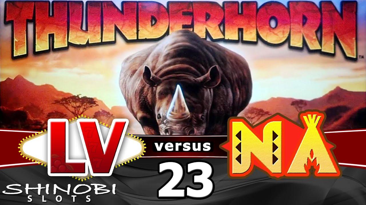 Free Thunderhorn Slots
