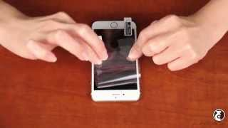 iPhone 6 Screen Protector Installation How-to Video
