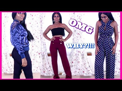 I Wore It Backwards and It Worked!!! | Moda Xpress Review