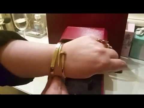 Cartier Juste un Clou review!