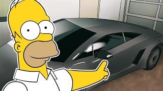 """Here in my garage"" - Homer 2020"