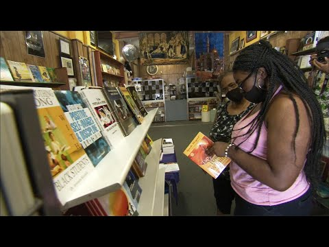 The first & oldest African-American bookstore in Philly | More in Common