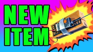 NEW Remote Explosives C4 & Supply Llama ⚠️ Fortnite Battle Royale NEW UPDATE PC Gameplay & Tips