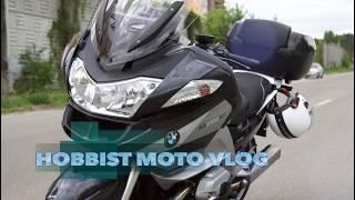 Замена тормозной жидкости - прокачка тормозов на примере мотоцикла BMW R1200 RT