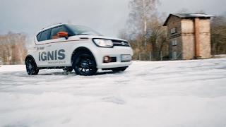 Suzuki Neujahrsbrunch 2017 – Premiere des neuen Suzuki Ignis