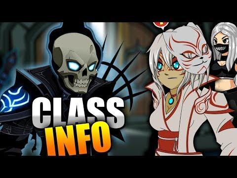 Legion Revenant Class Info! New Naval! (Yokai Naval Warlord) AQW