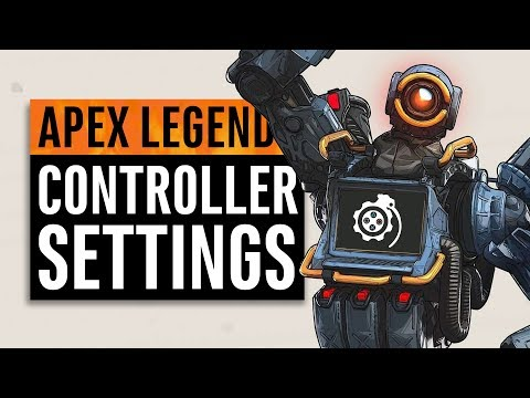 Apex Legends | 7 Controller Settings To Keep You Competitive (PS4 & Xbox One)
