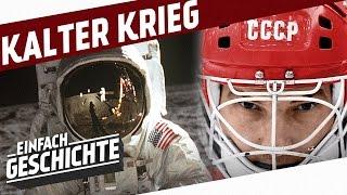 Im Sport und im Weltraum - Wettrüsten im KALTEN KRIEG!