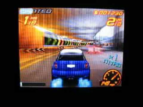 Asphalt Urban GT 2 - Nintendo DS (racing game) - YouTube