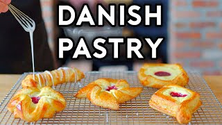 Binging with Babish: Raspberry Danish from Ant Man & The Wasp