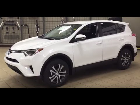 2016 Toyota Rav4 Le Awd Review