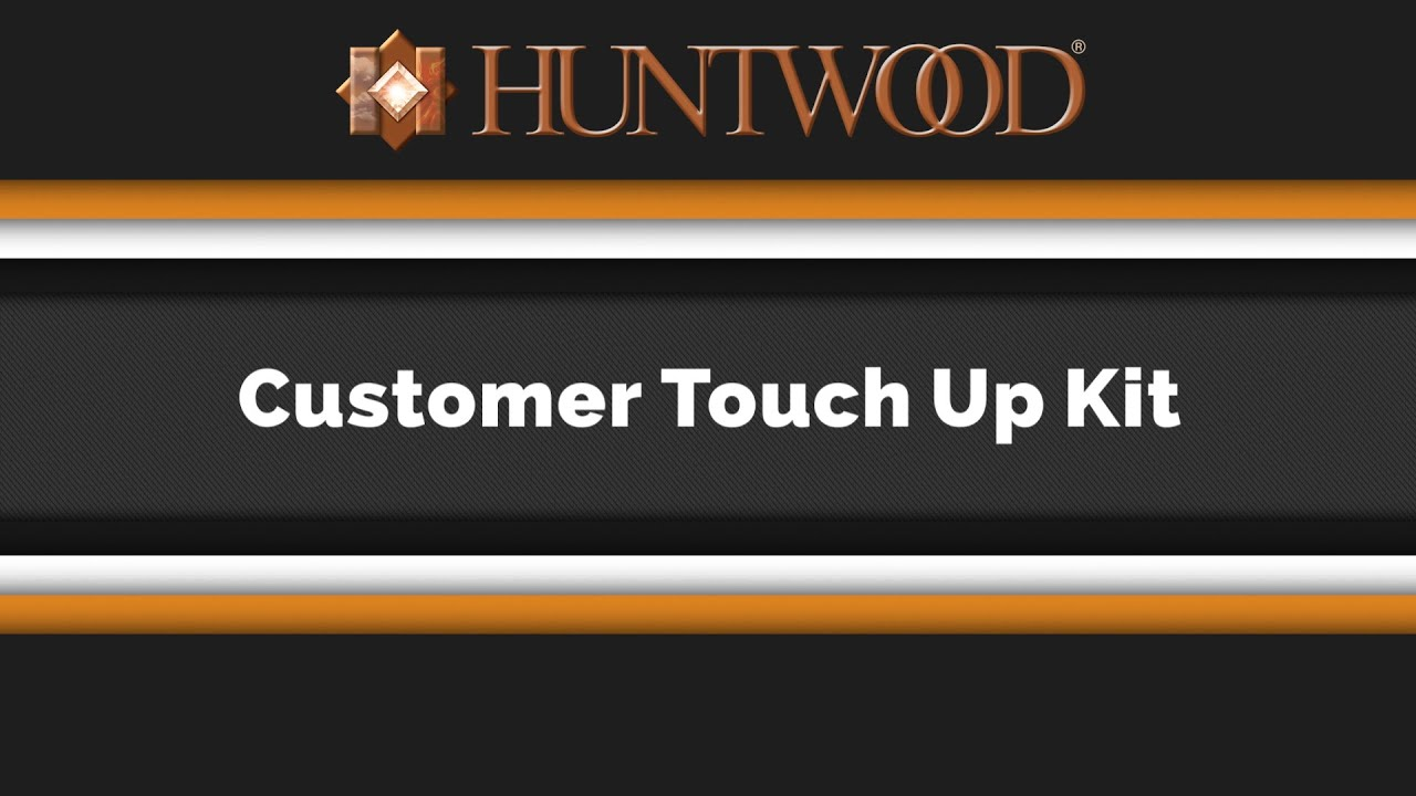 Customer Touch Up Kit Custom Cabinets