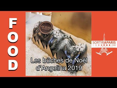 les-bûches-de-noël-d'angelina-2019
