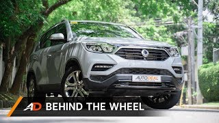 2019 SsangYong Rexton 2.2 4x4 Review- Behind the Wheel