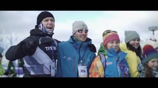 День зимних видов спорта на ВДНХ. Биатлон