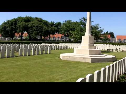Dunkirk Town Military Cemetery, Dunkirk, France