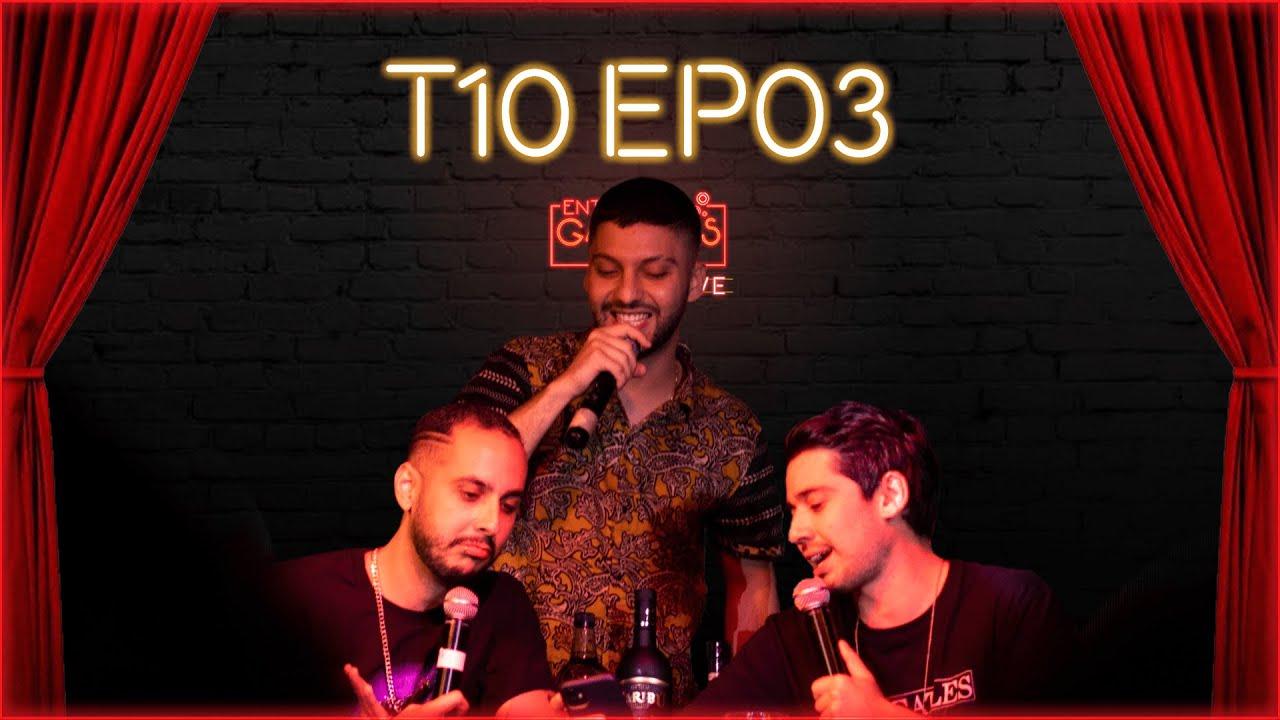 Download 99% de ebriedad asegurada ft. Isra y Abelardo   Entregrados Live EP 84