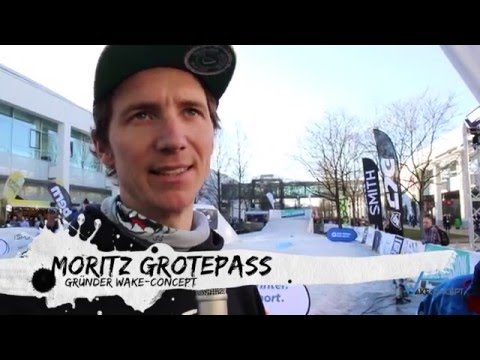 Interview Cable Snow mit Michael Maier & Baumi  ISPO 2016