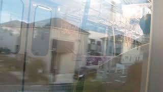 2019 10 22 車窓・名古屋鉄道・本線 3150系 本笠寺~前後~♪