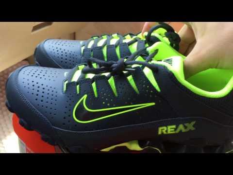 Nike Reax squeaking problem fix read description