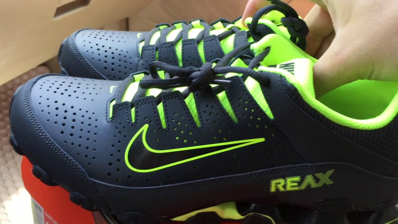 eff52a2db6d1 Nike Reax TR 8 vs TR 9 Cross Fit Training Shoes Review Unboxing ...
