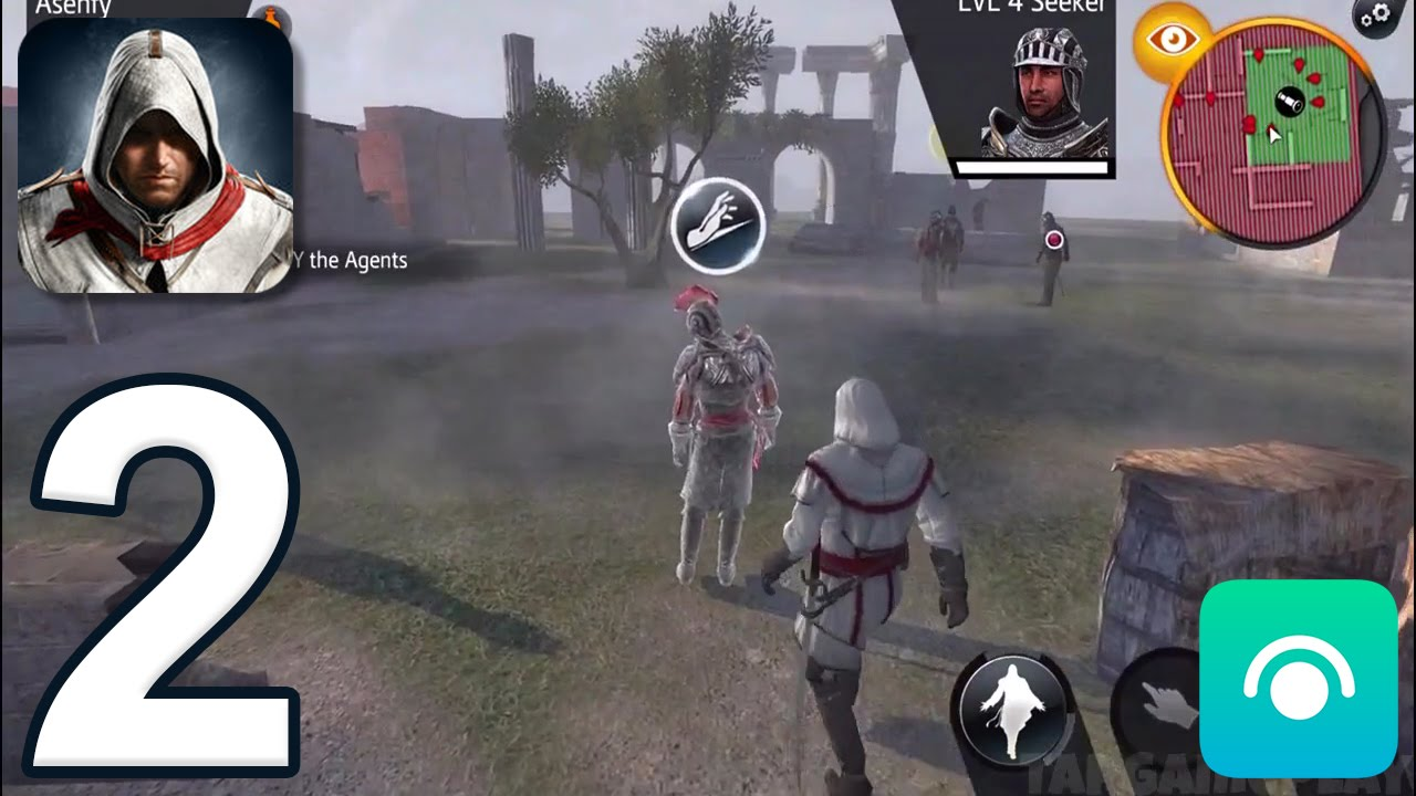 Assassin S Creed Identity Gameplay Walkthrough Part 2 Italy