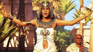 C'est César VS Cléopâtre dans ASSASSIN'S CREED ORIGINS (Bande Annonce 4K)