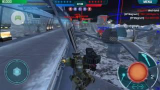 Ttutorial Roboot war game