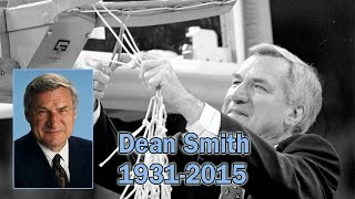 Carolina Basketball - Dean Smith Tribute